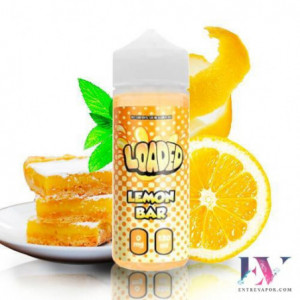 Loaded Lemon Bar 100ML en nuestra tienda de vapeo
