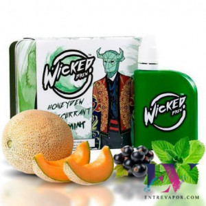 Wicked Brew Honeydew Blackcurrant 50ml (Shortfill) en nuestra tienda de vapeo