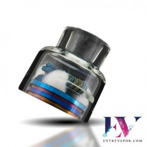 Trinity Glass Competition Glass Cap For Druga 24mm en nuestra tienda de vapeo