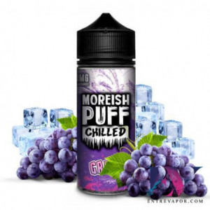 Moreish Puff Chilled Grape 100ml (Shortfill) en nuestra tienda de vapeo