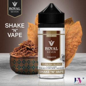 Royal Seven By Halo Turkish Blend 50ml (Shortfill) en nuestra tienda de vapeo