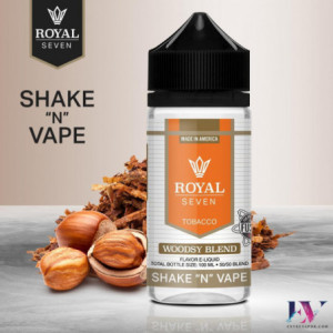 Royal Seven By Halo Woodsy Blend 50ml (Shortfill) en nuestra tienda de vapeo