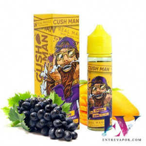 Nasty Juice Cush Man Mango Grape 50ml (Shortfill) en nuestra tienda de vapeo