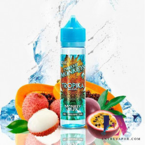 Twelve Monkeys Ice Age Tropika 50ml (Shortfill) en nuestra tienda de vapeo