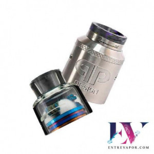 Trinity Glass Competition Glass Cap For KALI V2 en nuestra tienda de vapeo