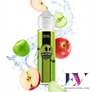 Air Factory Wild Apple 50ml (Shortfill) en nuestra tienda de vapeo