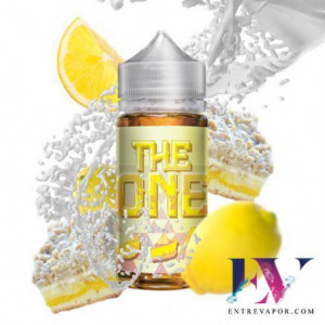 The One E-Liquid Lemon 100ml (Shortfill) en nuestra tienda de vapeo