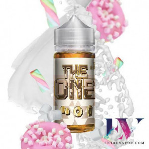 The One E-Liquid Marshmallow 100ml (Shortfill) en nuestra tienda de vapeo