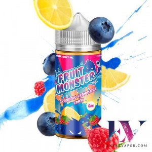 Fruit Monster Blueberry Raspberry Lemon 100ml (Shortfill) en nuestra tienda de vapeo