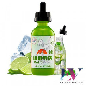 Dinner Lady Special Edition Sunset Mojito 50ml (Shortfill) en nuestra tienda de vapeo
