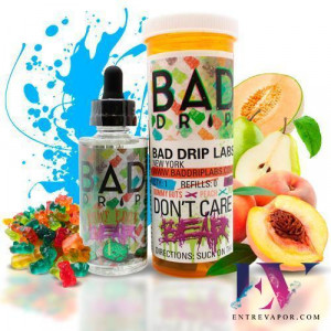 Bad Drip Don't Care Bear Iced Out 50ml (Shortfill) en nuestra tienda de vapeo