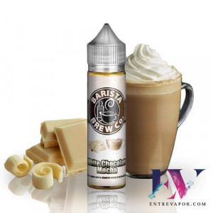 Barista Brew Co. White Chocolate Mocha 50ml (Shortfill) en nuestra tienda de vapeo