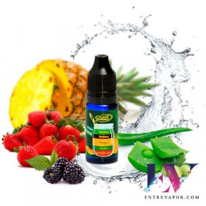 BigMouth Aroma Smooth Summer Strawberry Jam - Aloe Vera - Pineapple - Blackberry - Gooseberry (SAPBG) en nuestra tienda de vapeo