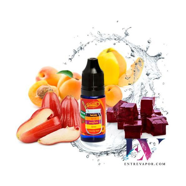Compra el aroma BigMouth Aroma Smooth Summer Malaysian Apple - Quince - Energy Strike - Apricot - Dark Jelly (MQEAD)