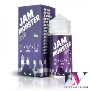 Jam Monster Grape 100ml (BOOSTER) en nuestra tienda de vapeo