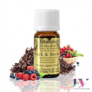 Aroma La Tabaccheria Aroma Special Blend Black and Berries 10ml en nuestra tienda de vapeo