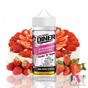 Late Night Diner Strawberry Shortcake 50ml en nuestra tienda de vapeo