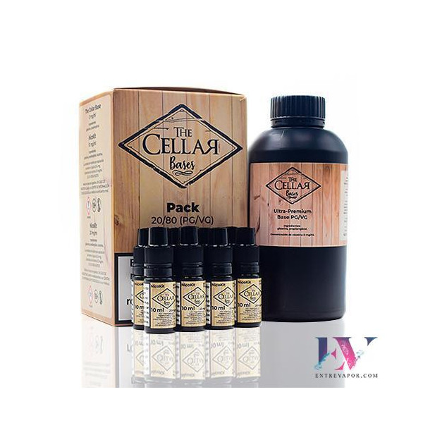 The Cellar Bases Pack 500ml