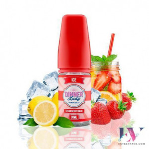 Dinner Lady Aroma Ice Strawberry Bikini 30ml en nuestra tienda de vapeo