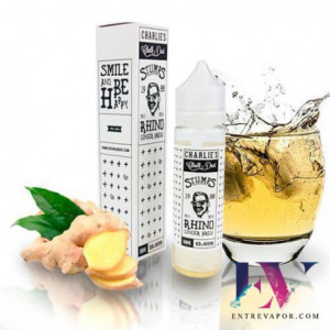 Charlies Chalk Dust Rhino Stumps 50ML (BOOSTER) en nuestra tienda de vapeo