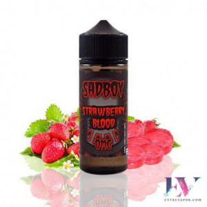 Sadboy E-Liquid Strawberry Blood 100ml en nuestra tienda de vapeo