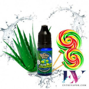 BigMouth Aroma The Candy Shop I`ll take you to Aloe Lollipops en nuestra tienda de vapeo